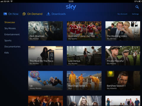 SKY GO Free App