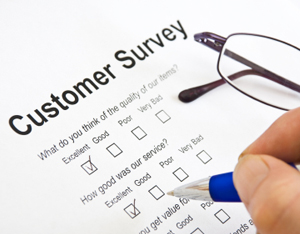 Survey Extension for Magento