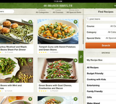 Top 5 Cooking Apps For Your iPhone