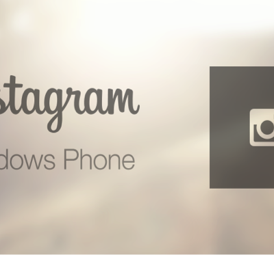 Instagram BETA is Made Available to Windows Phone 8