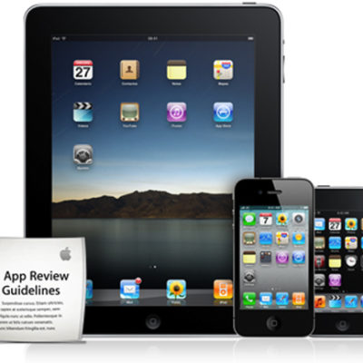 Guidelines Provided by Apple in Developing iPhone Apps