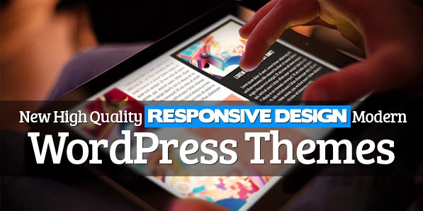 High-Quality WordPress Theme