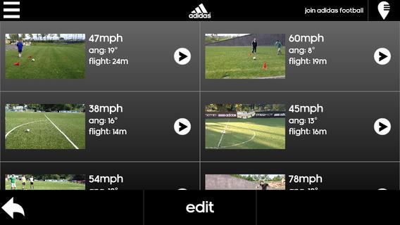 Adidas Snapshot App