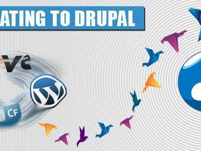 Drupal Migration: Best Approach To Embellish Your Website