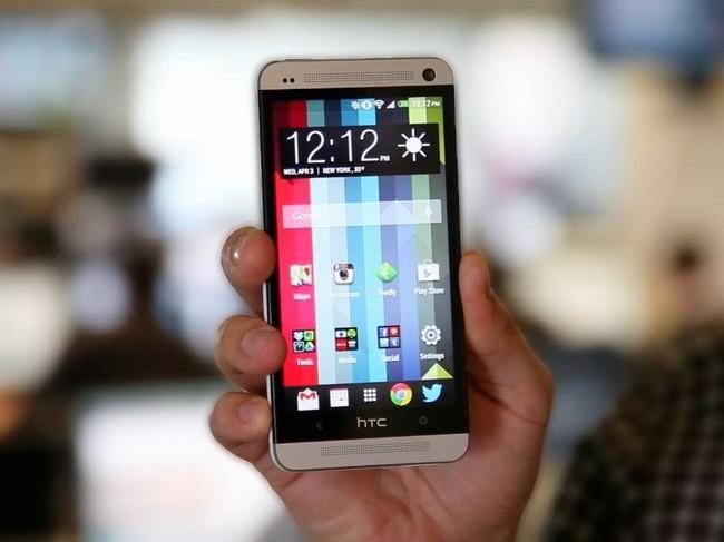 HTC smartphone device
