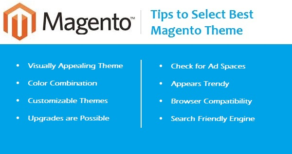 Choose Custom Magento Theme