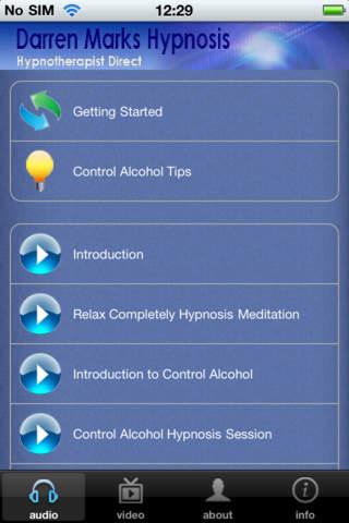 Control Alcohol