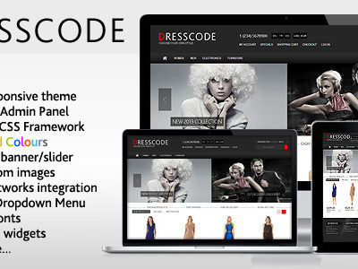 10 Fashion Magento Themes To Popularize Your Online Fashion Store