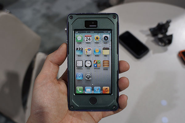 Pelican iPhone Case