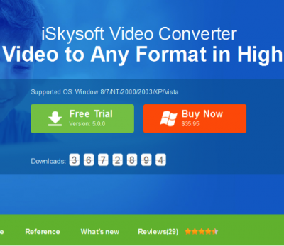 Must-have Video Converter & Exclusive Giveaway for Lucky Readers