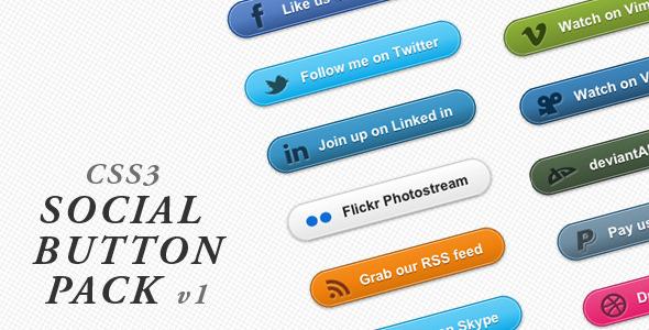 joomla social sharing buttons