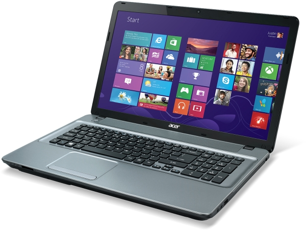 Acer Aspire E1-470G with Intel Core i3