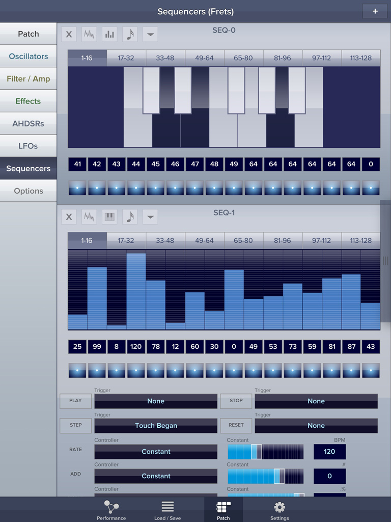TC-11 Multi-Touch Sound App
