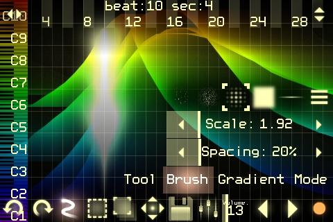 Virtual ANS Music App