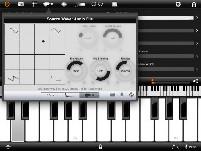 iDensity Music App