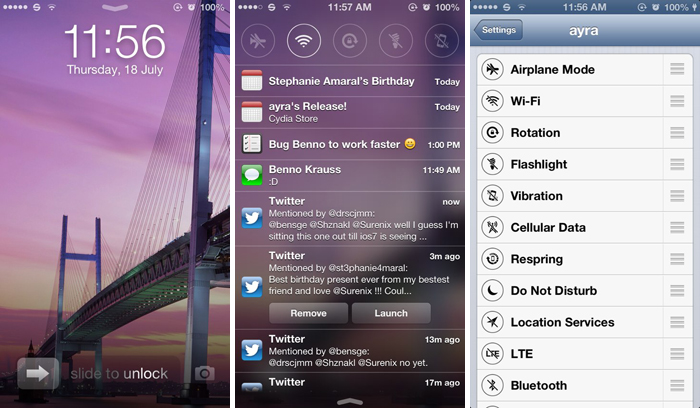 Cydia Tweak App Store