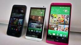 HTC Desire 820 vs 816