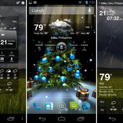 A Handy Guideline On Creating A Weather App for Android OS