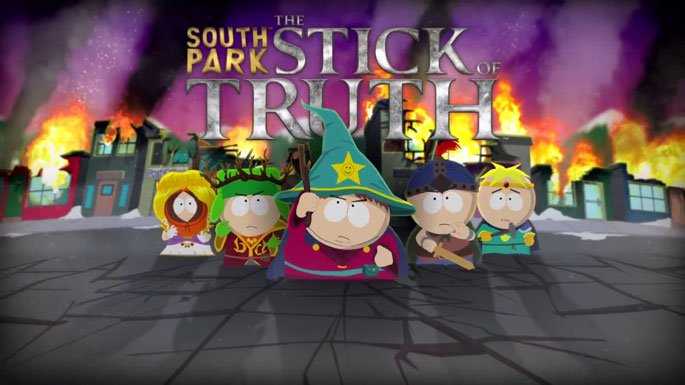 South Park Stick Of Truth pc game