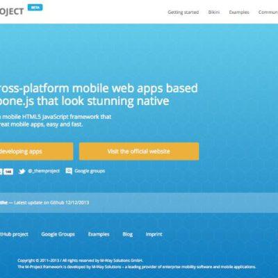 10 JavaScript Frameworks To Increase Mobile Development