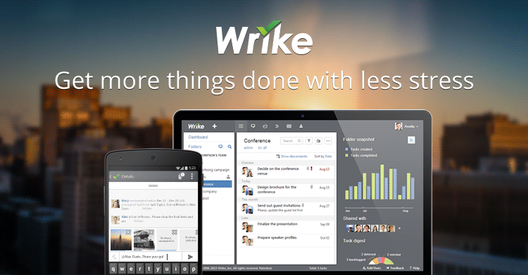 Wrike Project Management Toola