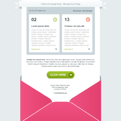 17 Tips To Design Email Templates That Are Inbox-Optimized!