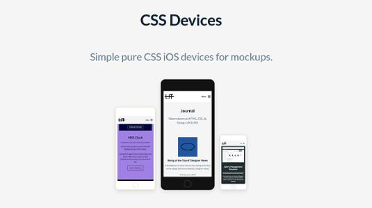 CSS Device Tool