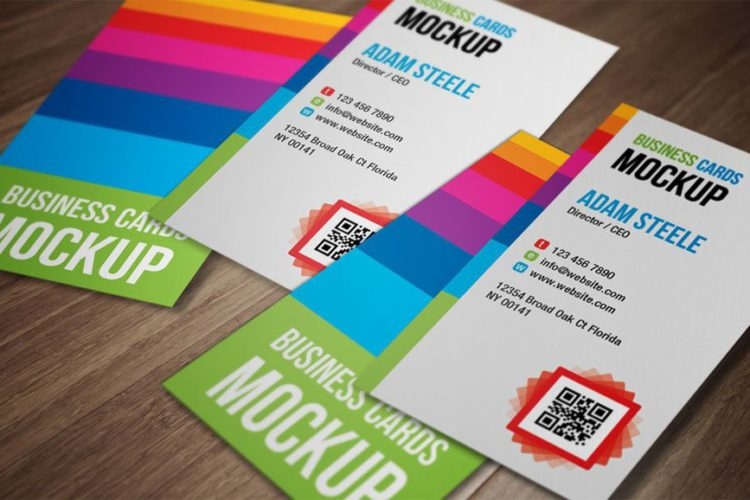 25+ Folded Business Card Design Examples To Give The Best Ideas