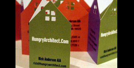 HungryArchitect Business Card