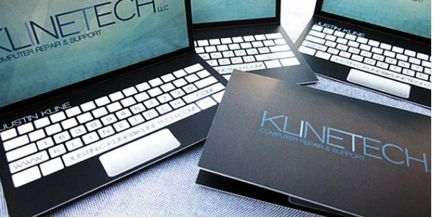 Kunetech Business Card