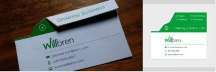 Willbren Business Card