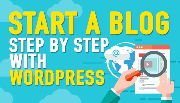 Step by Step guide for WordPress