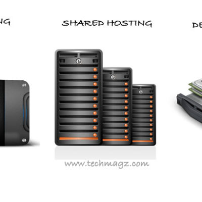 The Differences Between Shared, VPS and Dedicated Hosting