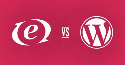 Wordpress VS ExpressionEngine