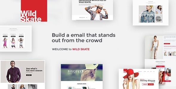 Fashion Responsive Email Template