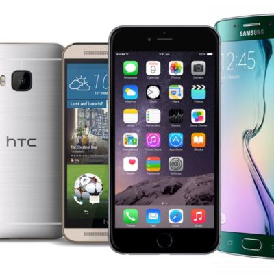 5 Latest & The Best Smart Phones To Buy Today