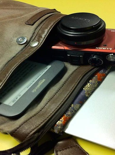Coping With Traveling Technology