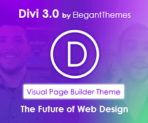 Divi 3.0 Visual Page Builder by ElegantThemes