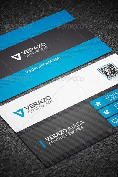 25 Best Business Card Templates (PSD Files)