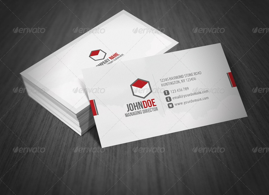 25 best business card templates photoshop designs 2017 corporate business card template fbccfo Image collections