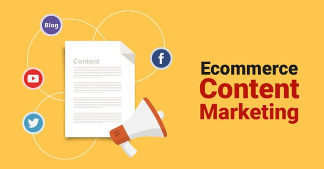 How to Boost E-commerce Business via Content marketing