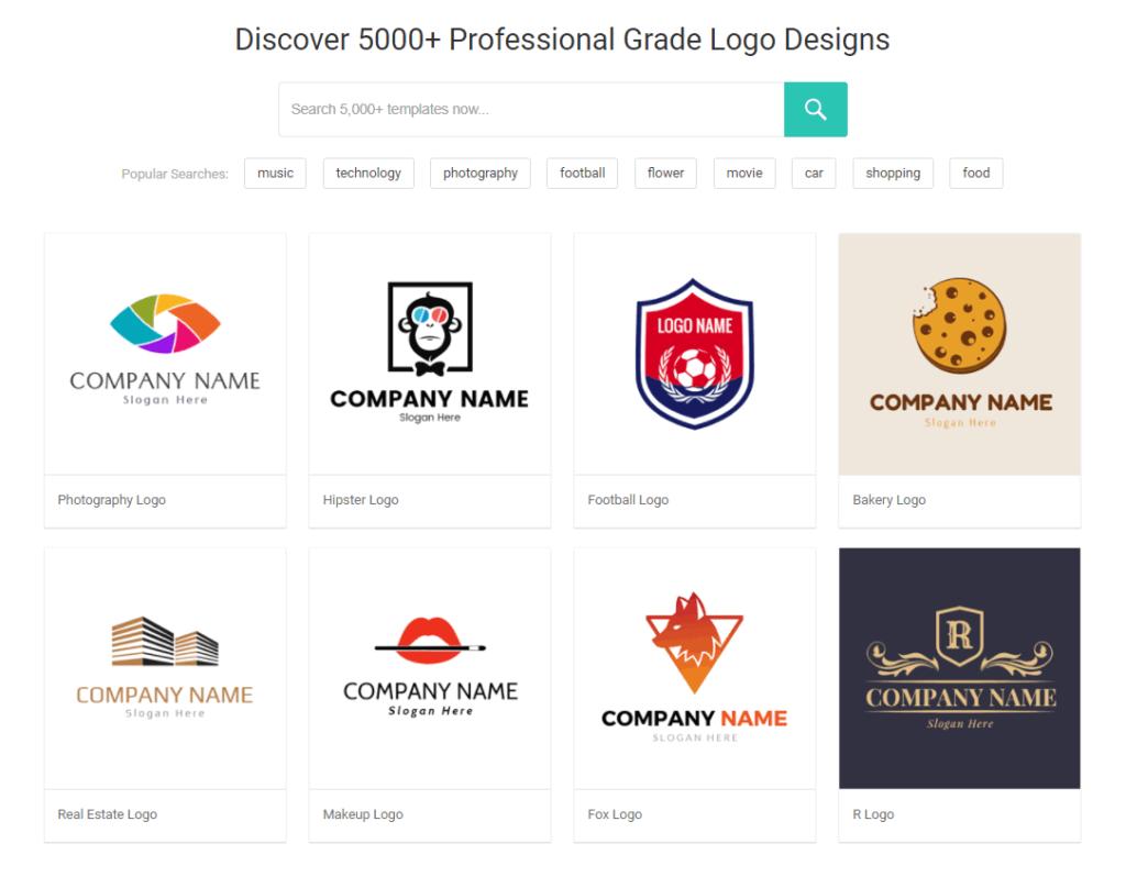Create Professional Logos Easily Using Designevo Online Logo Maker