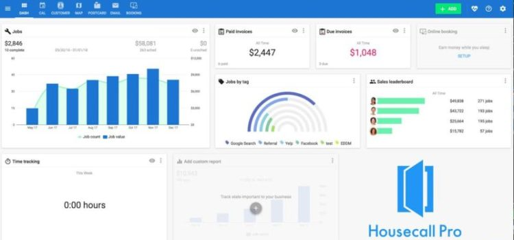 Housecall Pro Appointment Scheduling Software-min