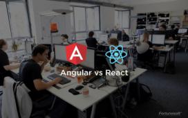 Key Differences Between React Vs Angular-min