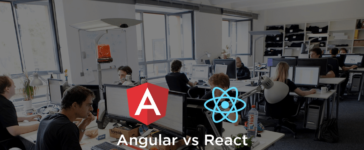 Key Differences Between React Vs Angular-min